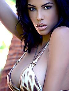 Kylie Johnson by Playboy