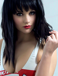 Mellisa Clarke Stripping