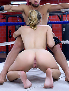 Natalia Starr Gets Fucked In The Ring
